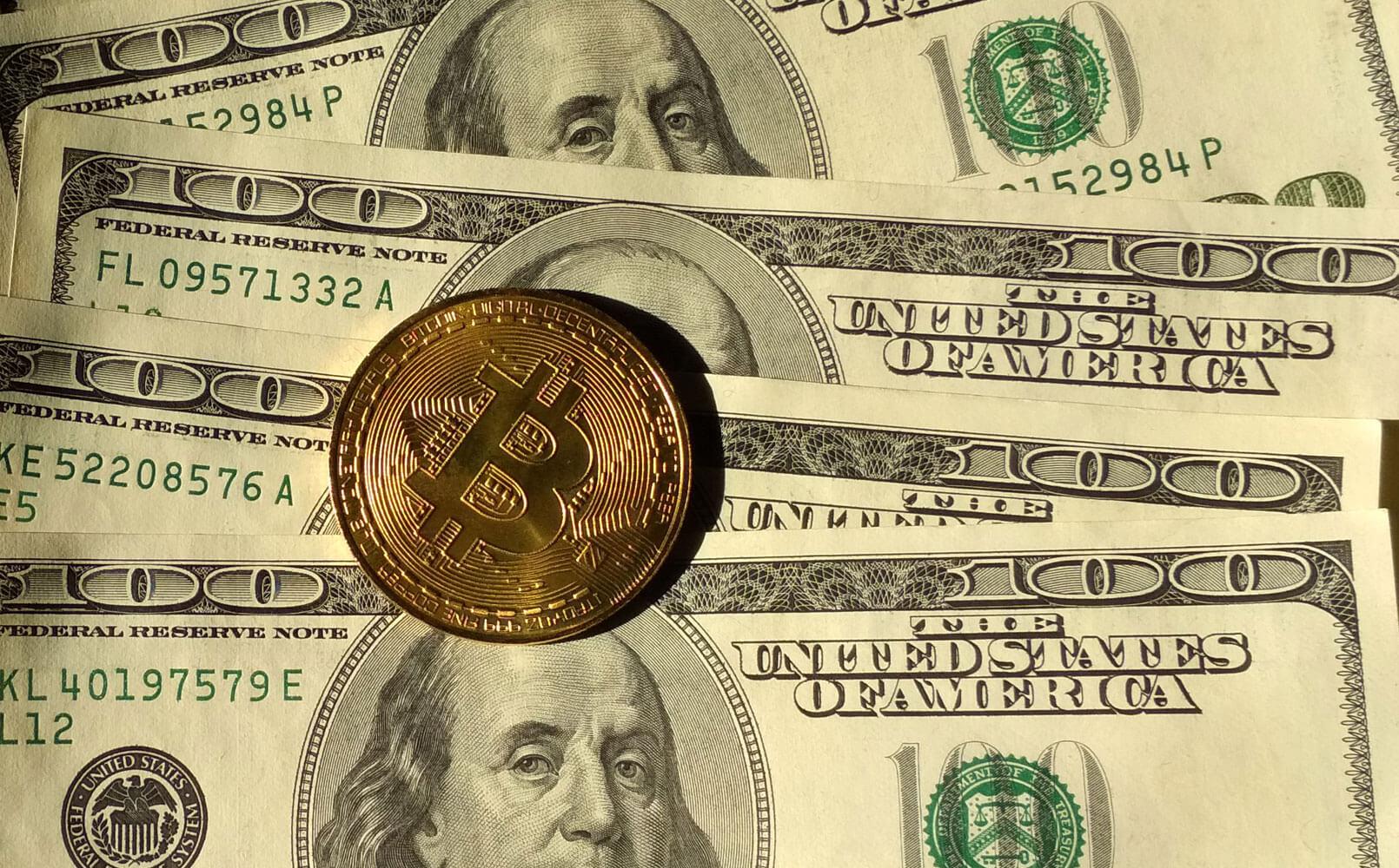 Bitcoin криптовалюта