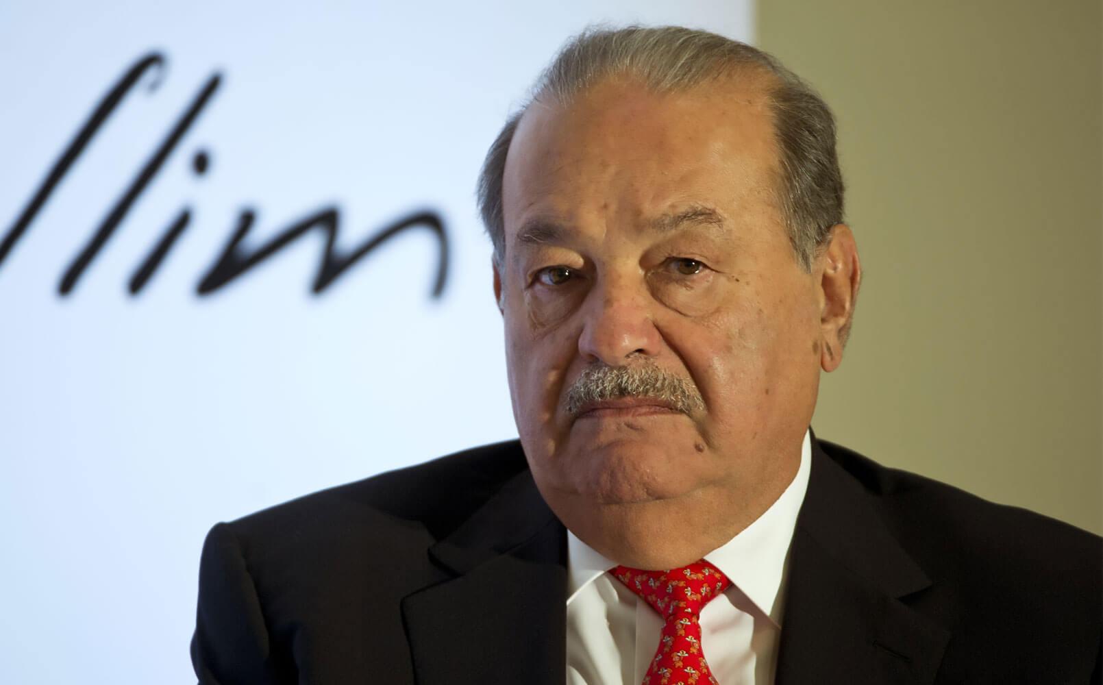Карлос Слим Элу мексиканский миллиардер